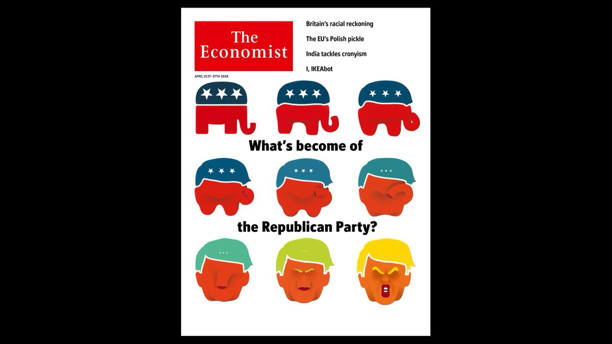 The Republican party is organised around loyalty to one man—Donald Trump. That is dangerous. Our cover this week