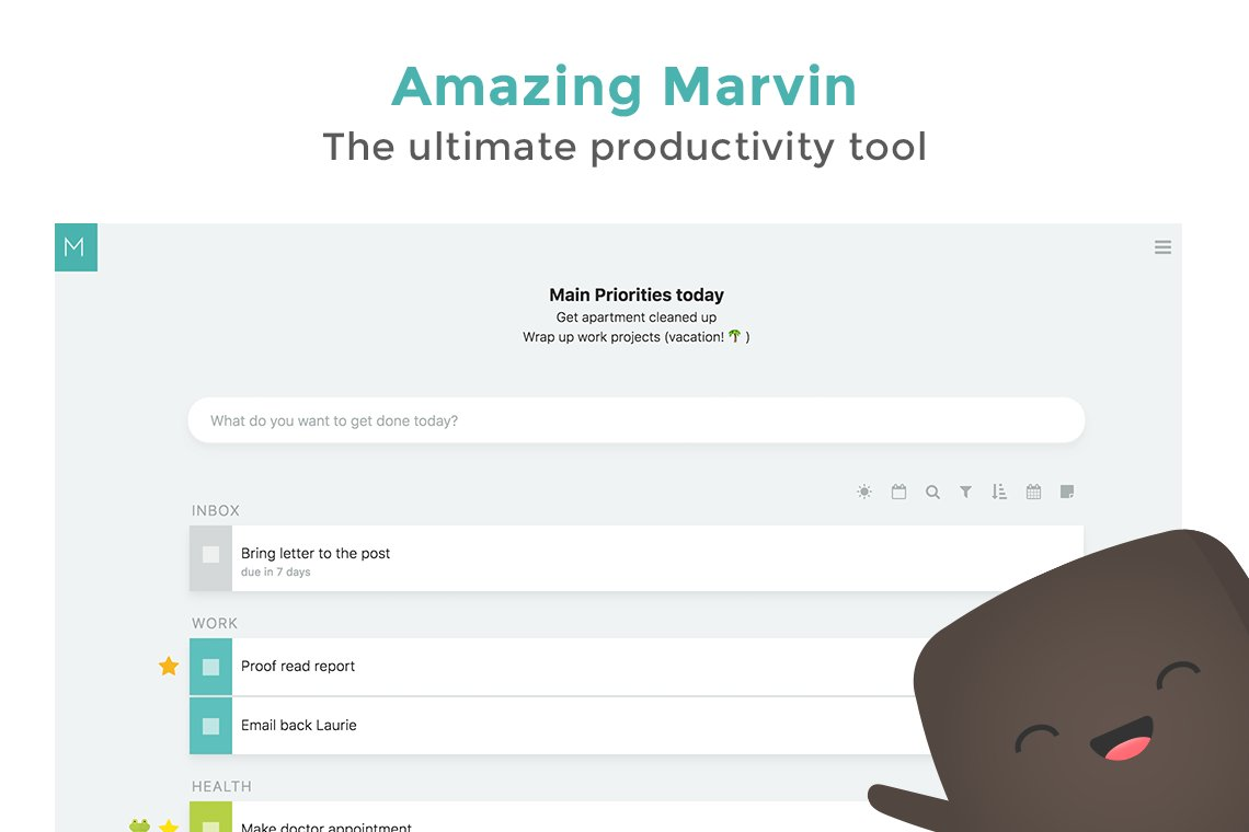 1f6f07c1 Christina Willner @christinawyvern. Amazing Marvin is on Product ...
