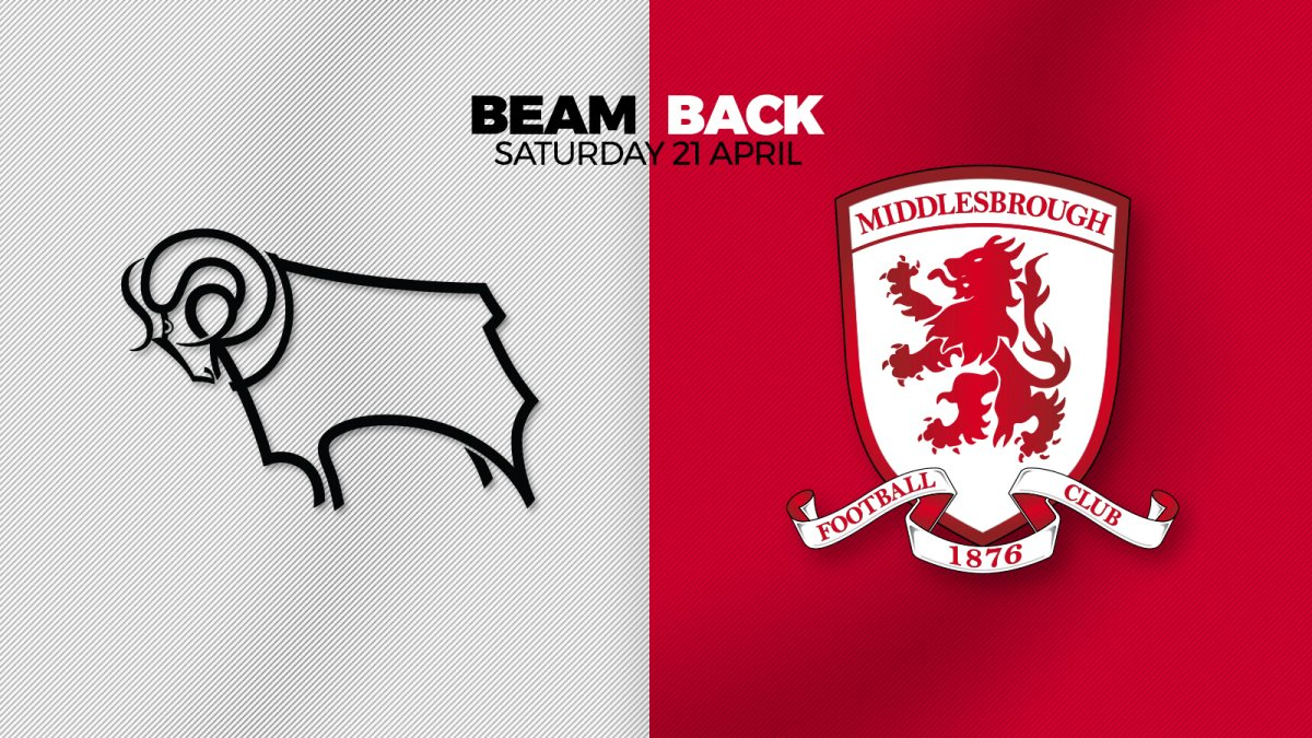 Join fellow #Boro fans at the Riverside for our beamback of the @dcfcofficial game this Saturday 📺🔴⚪️  ➡️ https://t.co/RtuTbwMNK5 #UTB