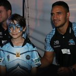 Great night meeting the fans at Westfield Miranda  Thanks to everyone who came down  #UpUpCronulla