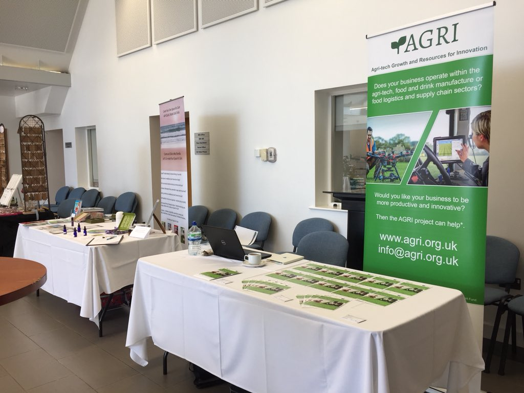 The sun is shining and we are all set up. Having a fab day so far at the @WiREUK conference. Come and say hi, we are here all day! #agritech #womenintech #WomeninBusiness #agrifood <br>http://pic.twitter.com/I0B9DfJaO9