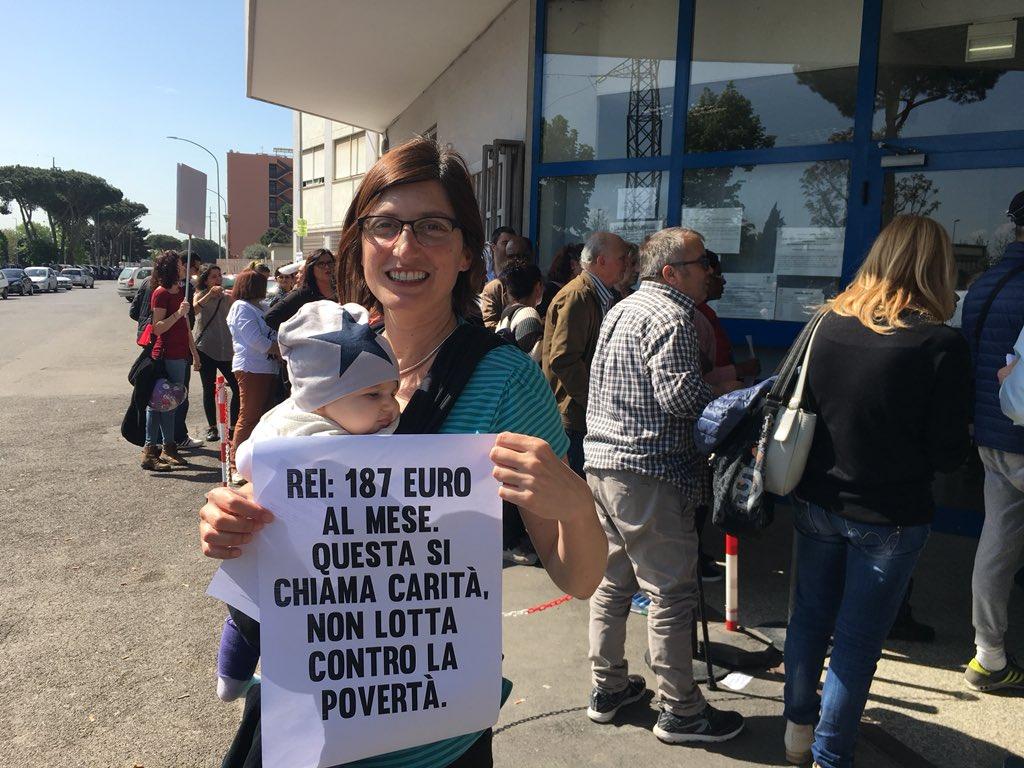 test Twitter Media - #18a #roma #Inps Casilino-Prenestino #tuttinfila Se non ora quando #RedditoSubito scacco al #rei https://t.co/oqbptoOblu