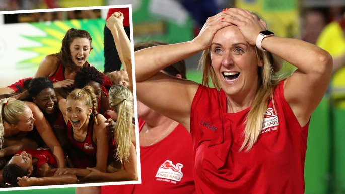 ⏰ 5am starts 🏴 Family of internationals  😈 Half-Gary 😇 Half-Phil 🥇 Commonwealth Games champion  Tracey Neville's success this week as England's netball coach bears all the family hallmarks  ✍ @DickinsonTimes   https://t.co/0ZlNWdusvC
