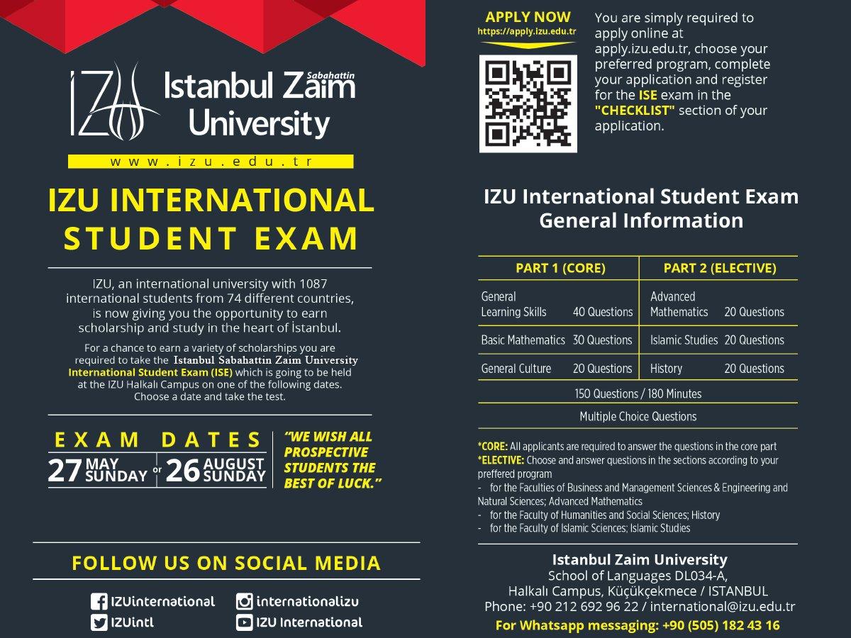 IZU International on Twitter: