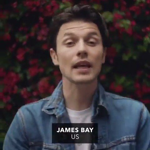 ❤️ @JamesBayMusic unveils a brand new, heartwarming video for 'Us' ▶︎ vevo.ly/SsUZpv