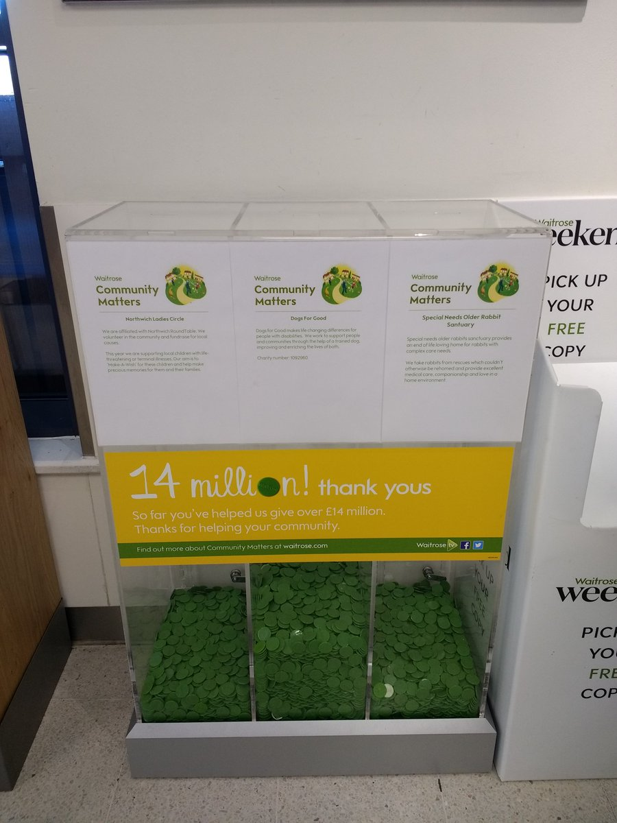 Anybun in #Northwich #Hartford #Weaverham #Barnton #Cuddington #Lostock #Cheshire please put your @waitrose #Waitrose tokens in to support #SNORS elderly #rabbit #rescue #sanctuary #Warrington The dogs are winning <br>http://pic.twitter.com/SYruEQ0pmn