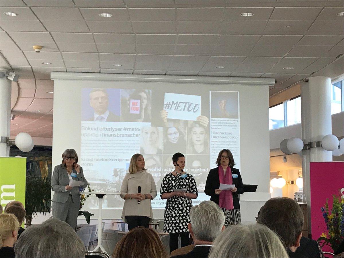 300 kvinnor i metoo upprop i finansbranschen