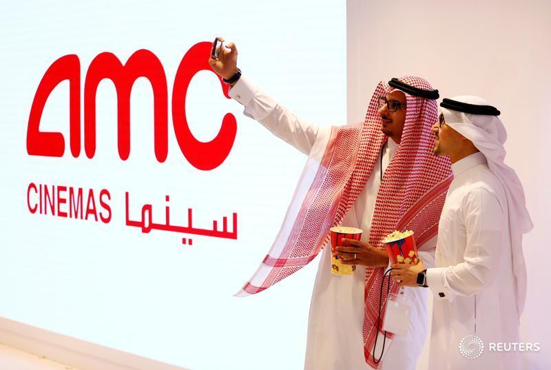 Saudi Arabia launches first commercial movie theater, ending a nearly 40-year ban on cinemas https://t.co/LF1DNI3n1C https://t.co/ZPGnm53nHh