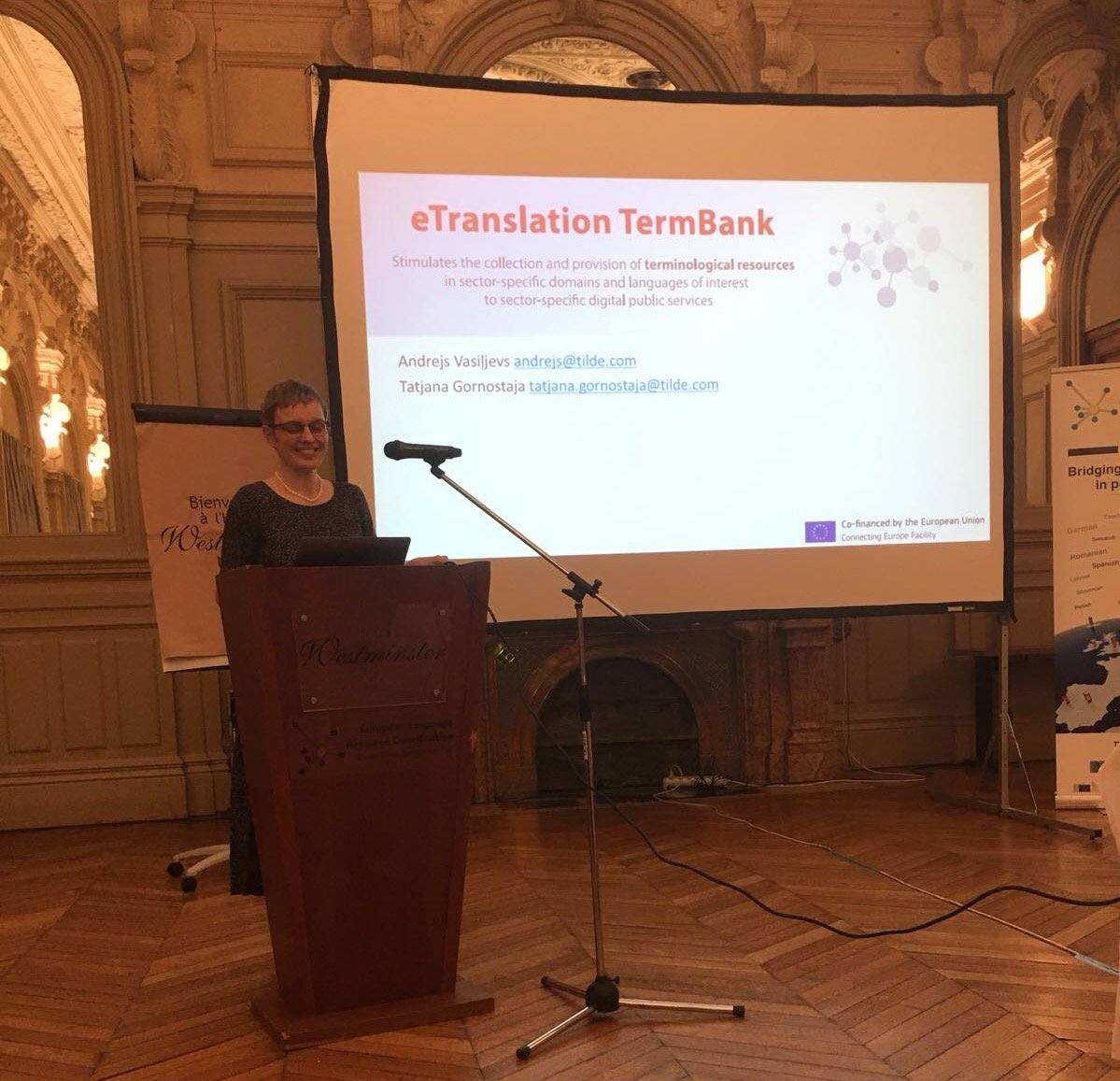 #eTranslation TermBank presented at 6th @LR_Coordination Language Resource Meeting in Nice  http://www. lr-coordination.eu/6LRBMeeting  &nbsp;   #language #translation #multilingual #terminology #t9y #CEF #CEFTelecom #DSI #ConnectingEurope @inea_eu @LR_Coordination <br>http://pic.twitter.com/ibdkXcKh9e