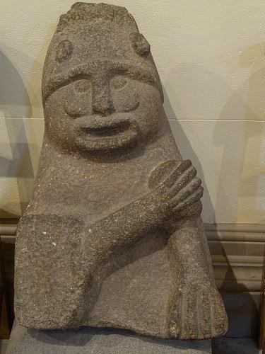 Irish History Bitesize On Twitter The Tandragee Idol From Co
