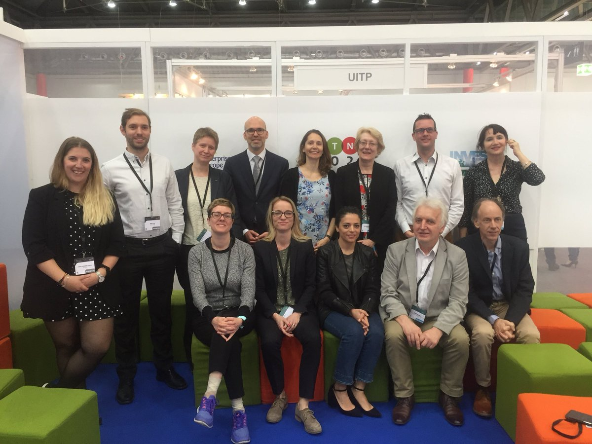 The @EU_H2020 Transport NCPs' team thanks all those who stopped by and took part in the @ETNA2020network activities @TRA_Conference @Transport_NCP @VirginiaSalasR @NCP_Brussels @EEN_EU #TRA2018 #H2020 <br>http://pic.twitter.com/vuJLIlb56G