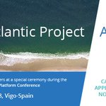 #Interreg, here is another chance for you to shine! 🌟Are you up for this? 💪😉  Apply for the 3rd #Atlantic Project Awards by 21/05/2018! 🌊🏆🥇➡️https://t.co/mYmxaRCp0c  #ASPC2018 |#Vigo |#Interreg