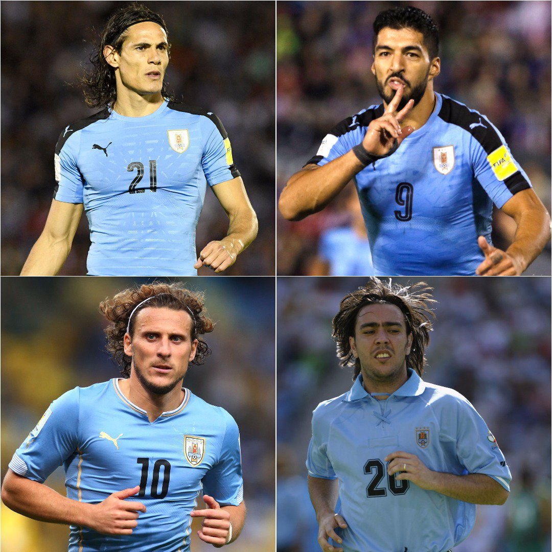 4⃣ very different La Celeste forwards but which is your favourite 🇺🇾@Uruguay attacker of the 21st century?  🗳️ Vote below 👇