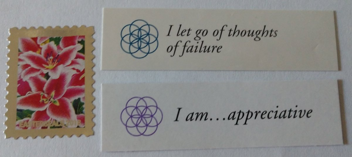 test Twitter Media - Today's Positive Thoughts: I let go of thoughts of failure and I am...appreciative. Randomly selected from my #inspirational card sets. #affirmation https://t.co/oaNV951ISC