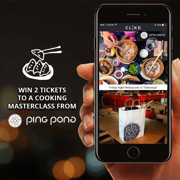 RT &amp; Follow to #Win 2 tickets to a cooking masterclass from @pingpongdimsum  #winnit #competition #winitwednesday #freebies #dimsum #food #sunshine #thursdaythoughts #datenight #FreebieFriday #free #london #prizes #prizedraw #giveaways #spring #MegaMonday #MondayMotivation <br>http://pic.twitter.com/lGwIKQoaZm