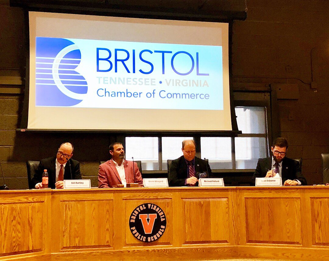 Bristol chamber on twitter thanks to everyone who attended and bristol va city council candidates forum and school board candidates meet greet last night videos of the event are available on our facebook page m4hsunfo
