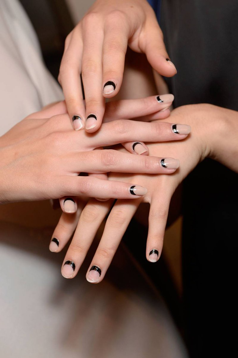 British Vogue On Twitter The Ss18 Nail Art To Inspire Your Next