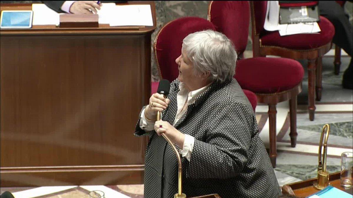 """VIDÉO - Loi """"asile et #immigration"""": Jacqueline Gourault s'emporte contre Christian Jacob à l'Assemblée  https:// www.lci.fr/politique/video-loi-asile-et-immigration-jacqueline-gourault-larem-s-emporte-contre-christian-jacob-lr-a-l-assemblee-gerard-collomb-2084953.html?utm_campaign=Echobox&utm_medium=Social&utm_source=Twitter  - FestivalFocus"""