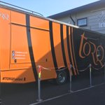 TORQ #RVrestoration - coming to an event near you soon! More tomorrow when the job's complete. #RV #VehicleWrapping