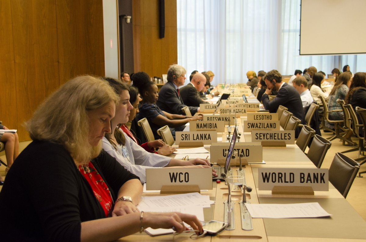 Happening today at the WTO: the Committee on #RulesOfOrgin meets to discuss implementation of Bali, Nairobi Ministerial Decisions on preferential rules of origin for LDCs, other issues #WTO #trade https://t.co/TCImOz8ZyC