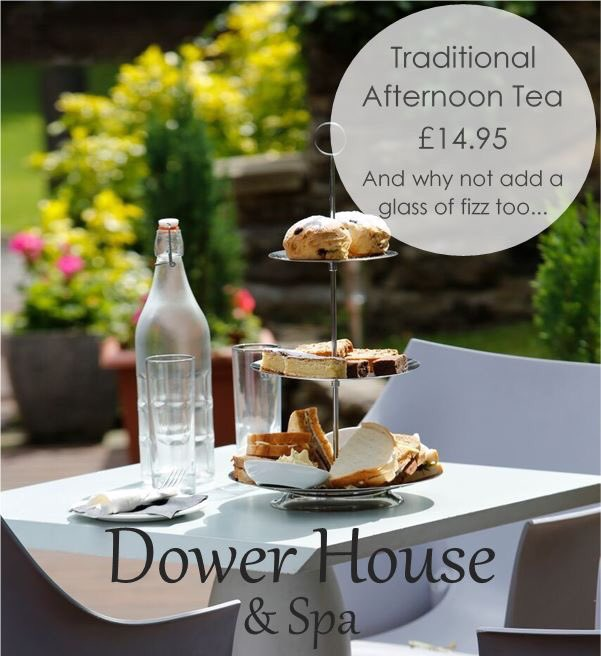 Enjoying the glorious spring sunshine? Why not come down and relax at Dower House hotel for afternoon tea! https://t.co/YvgGoiEwmJ