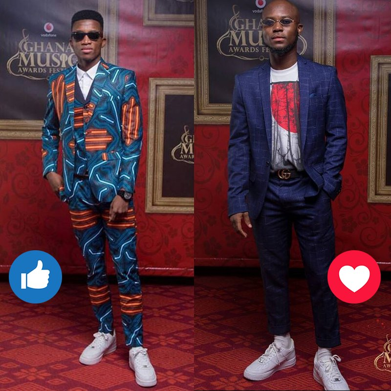 Let&#39;s do this for fashion!   RT for @KinaataGh ()  Love for @IamKingPromise ()  #PulseGhana #PulseViral #PulseCelebs #Viral <br>http://pic.twitter.com/L2tRNgxQMC