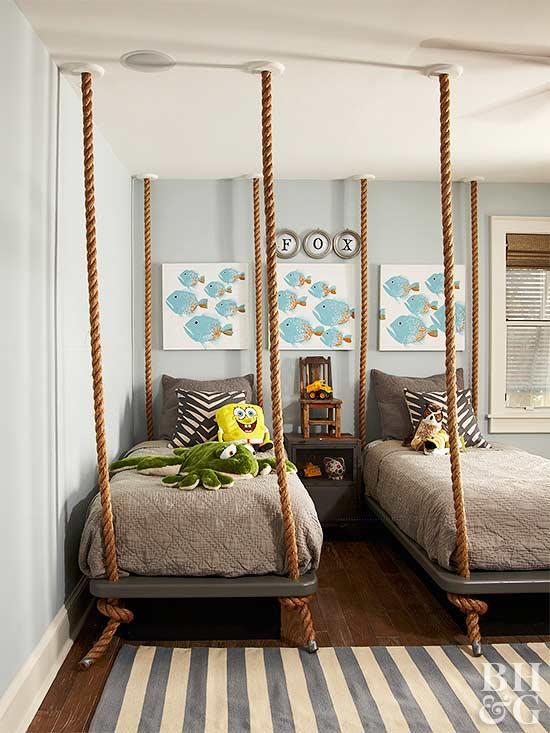 13 Year Bedroom Boy: BetterHomes&Gardens (@BHG)
