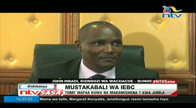 IEBC Photo