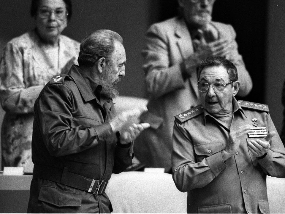 Política Exterior's photo on Raúl Castro