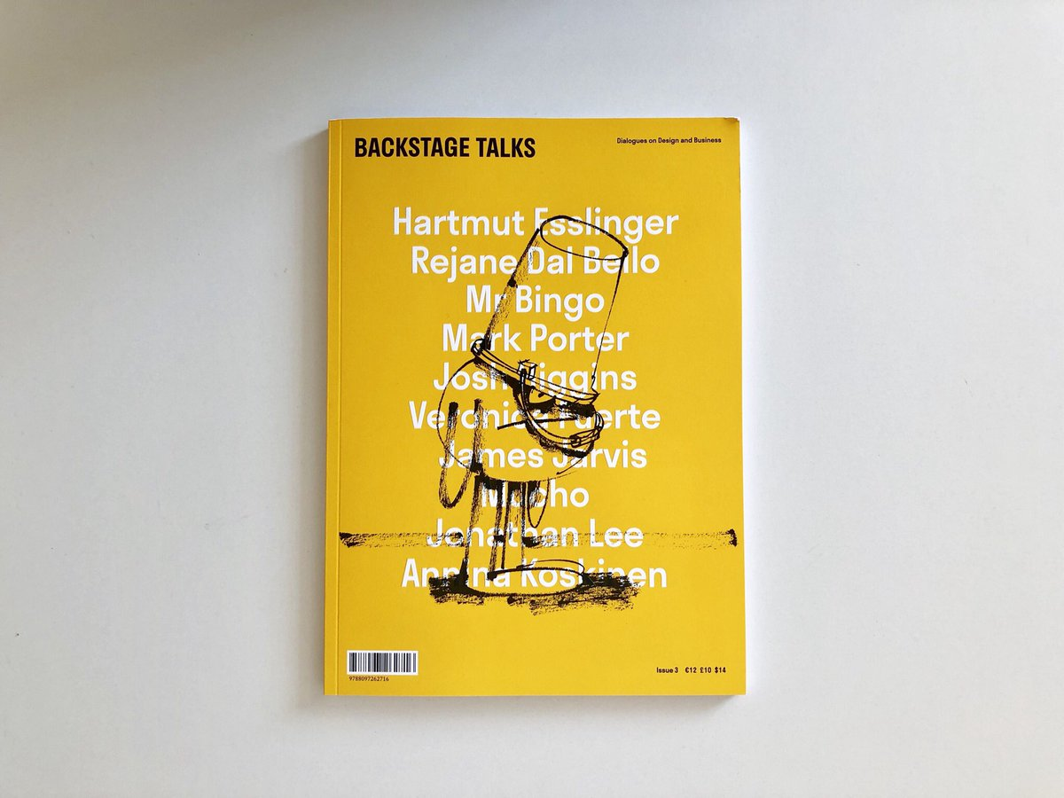 Mark Porter On Twitter My Copies Of Backstage Talks Just Landed