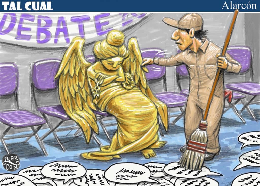 #DebateChilango - Alarcón