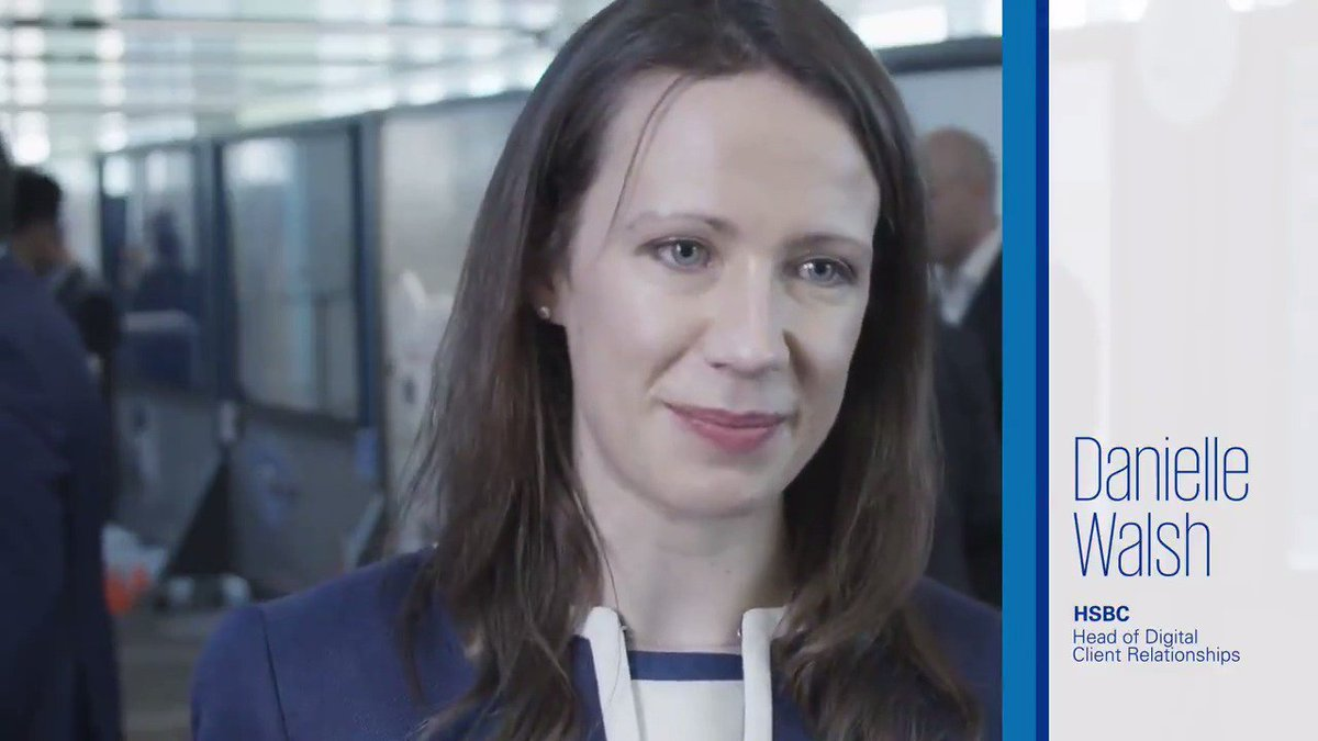 "KPMG in the UK on Twitter: ""Danielle Walsh, Head of Digital Client Relationships from HSBC ..."