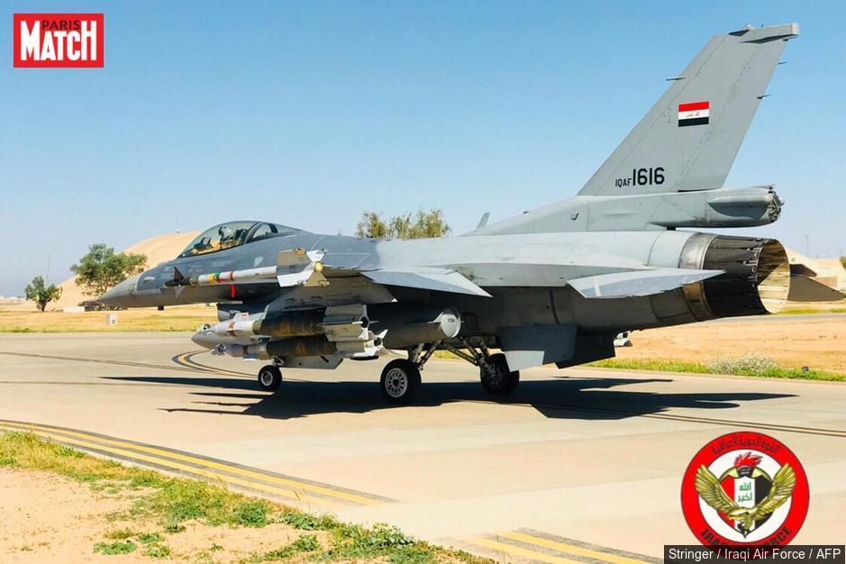 L'aviation irakienne a mené un raid contre l'EI en Syrie https://t.co/BFZj9KgJWL