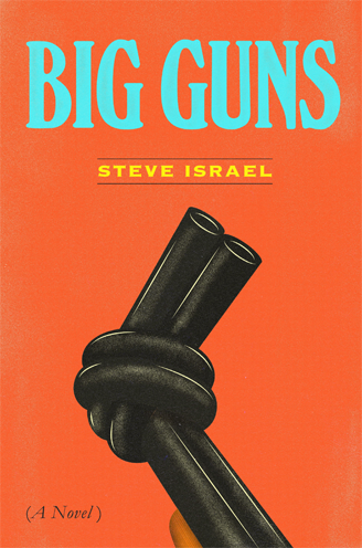 """Recommend reading """"Big Guns' – a sharp satire of the gun lobby by @RepSteveIsrael, who served with Gabby. https://t.co/Sfq3TJZvvR"""