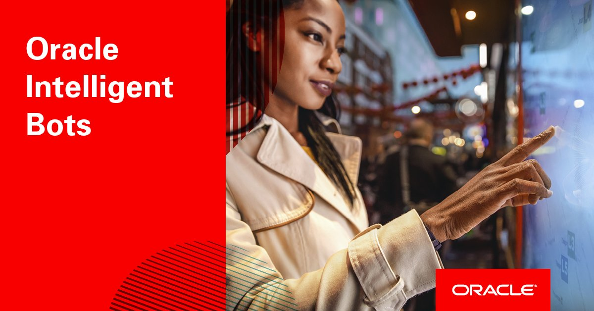 Customers want answers! #OracleCloudPartners &amp; their #customers must meet consumers where they comm. everyday: chat. @Oracle #Mobile #Cloud Enterprises provides a simple integrated platform to develop your own #chatbots @Oracleemeaps @fjtorres #EMEAps   https:// bit.ly/2J9N3ih  &nbsp;  <br>http://pic.twitter.com/a94zJ6YqzD