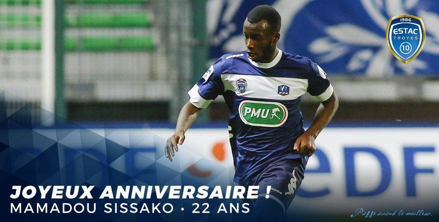 Joyeux anniversaire à Mamadou #Sissako qui fête ses 22 ans aujourd'hui ! 🎉🎁