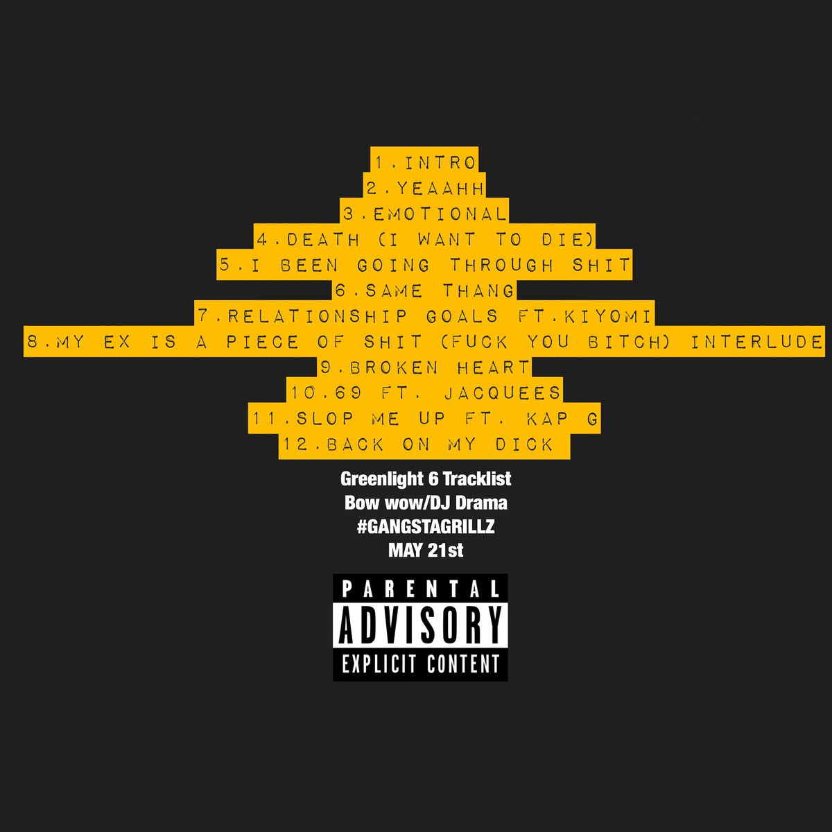 Image result for Bow Wow - Greenlight 6