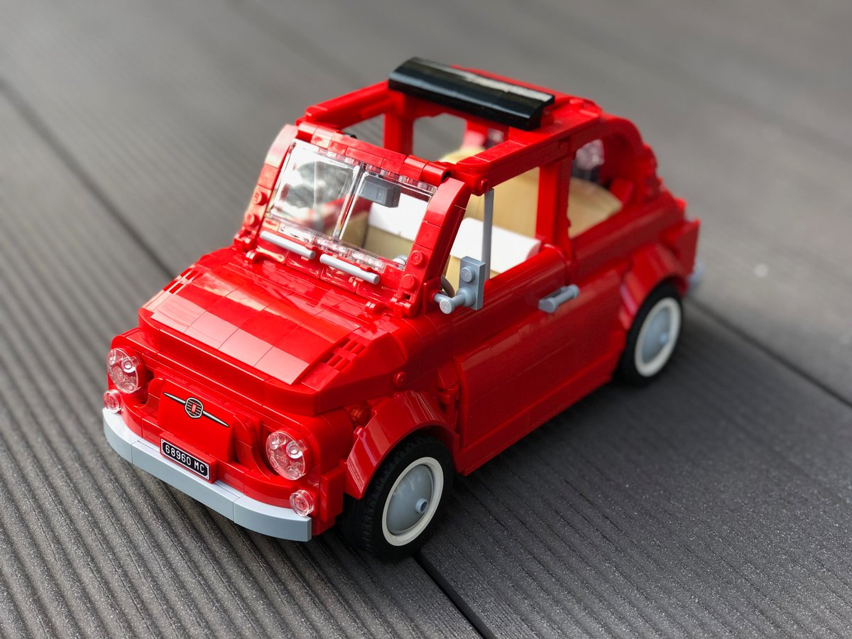 Once our #LEGO @fiat 500 reaches 7.5k we&#39;ll post some new images. Make sure to support if you haven&#39;t already   https:// ideas.lego.com/projects/ca5c3 45e-bdae-4c3c-bc4b-05fb6b522f0f &nbsp; … <br>http://pic.twitter.com/lNu45M2iHs