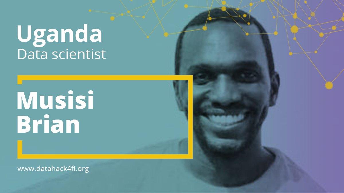 Good luck to Musisi Brian presenting in #Uganda @InnovationVilla this evening #DataHack4FI Season2  https:// bit.ly/2HbrMrL  &nbsp;   @fsduganda @dfid_uk @liquidtelecom #FinancialInclusion #YoungAfricaWorks<br>http://pic.twitter.com/ucpyGauZ72