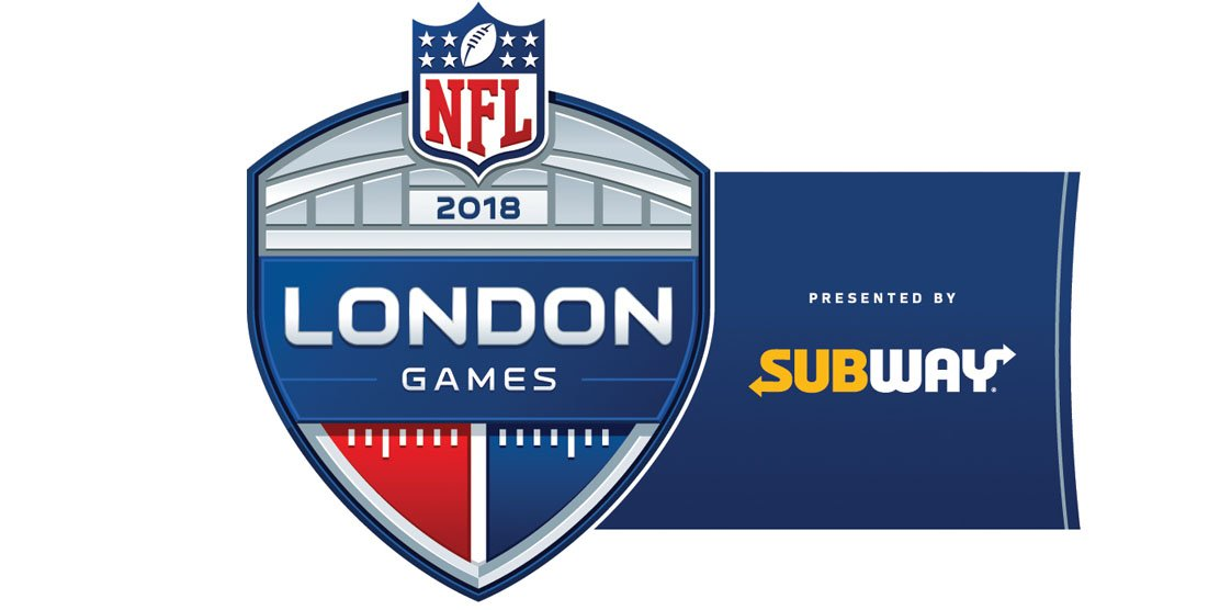 NFL announces times, dates for 2018 International Series games in London https://t.co/91dALJcw7f https://t.co/oP55S0liH1