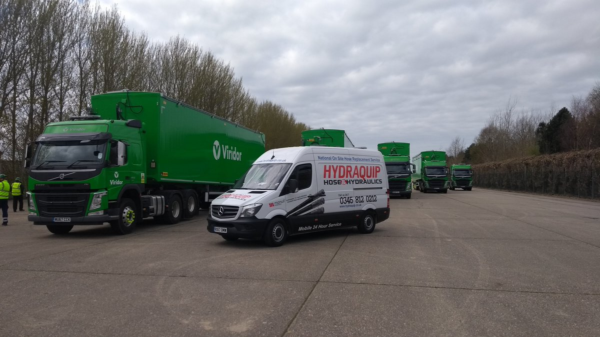 Hose replacement on the trailer unit for a waste recycling specialist. 24/7 National Hose Service 0345 812 0212. #hosereplacement #hydraulics ... & Hydraquip on Twitter: