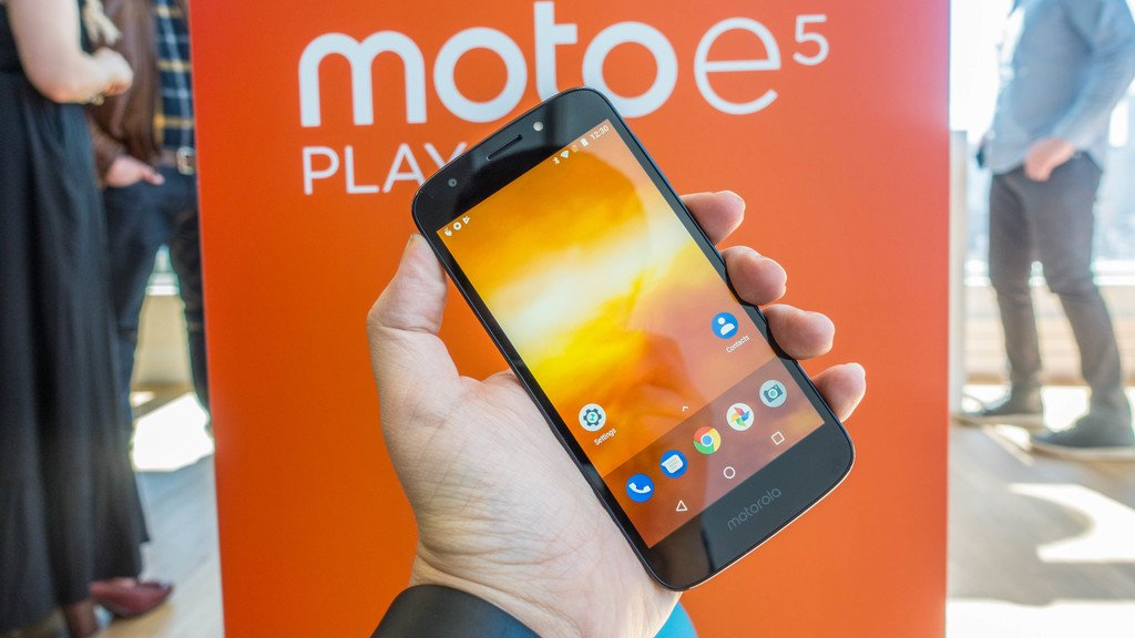 Moto E, Moto E5 Plus and Moto E5 Play Launched