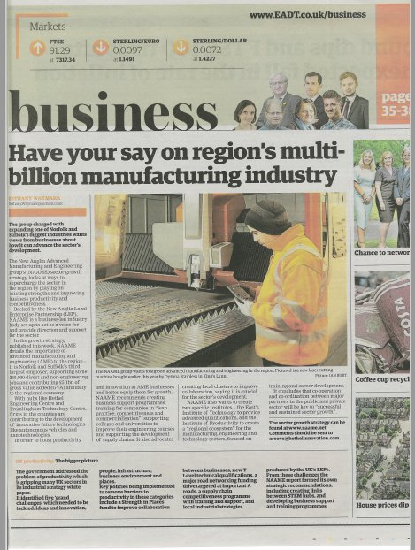 A really interesting article in the @EADT24 because, we at @ChallsOnline are interested in linking up with other manufactures in the region to share ideas. #EastAnglia #Manufacturing #FMCG #ChallsInternational @Naame_net  http://www. eadt.co.uk/business/new-a nglia-advanced-manufacturing-and-engineering-sector-growth-plan-launch-norfolk-suffolk-1-5482371 &nbsp; … <br>http://pic.twitter.com/IFhXblFrk5