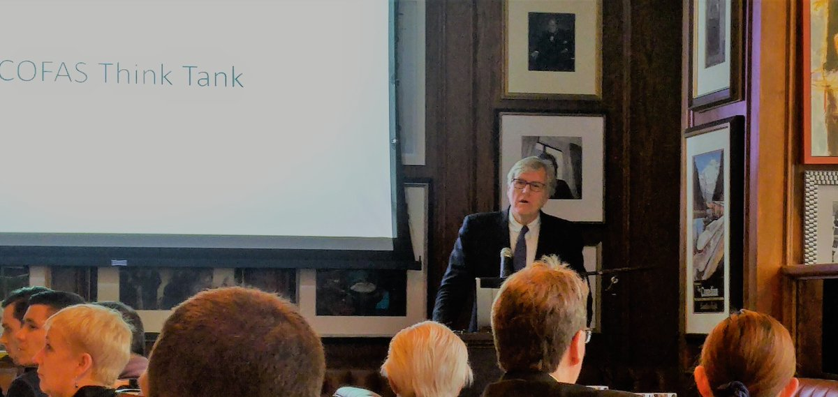 Inspiring talks at COFAS Think Tank, including Deputy Minister MOHLTC Dr. Bob Bell. Many innovative models #orthopaedic care improving pt access to MSK services across CA, still lots to do. #COFASCanada @BCOrthopods @OOA_Ontario @drjohnnylau @ASEYounger  @MahomedNizar @ksktkskt<br>http://pic.twitter.com/c9rnTqOHF7