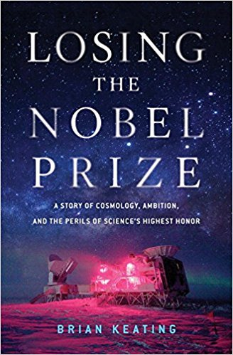 Losing the Nobel Prize by @DrBrianKeating illuminates both the ultimate questions cosmologists seek to answer, and the problems that they generate in pursuit of those answers. Our review includes a Q&A with Dr. Keating in anticipation of its release 4/24! https://t.co/Gf15xAN1Yx