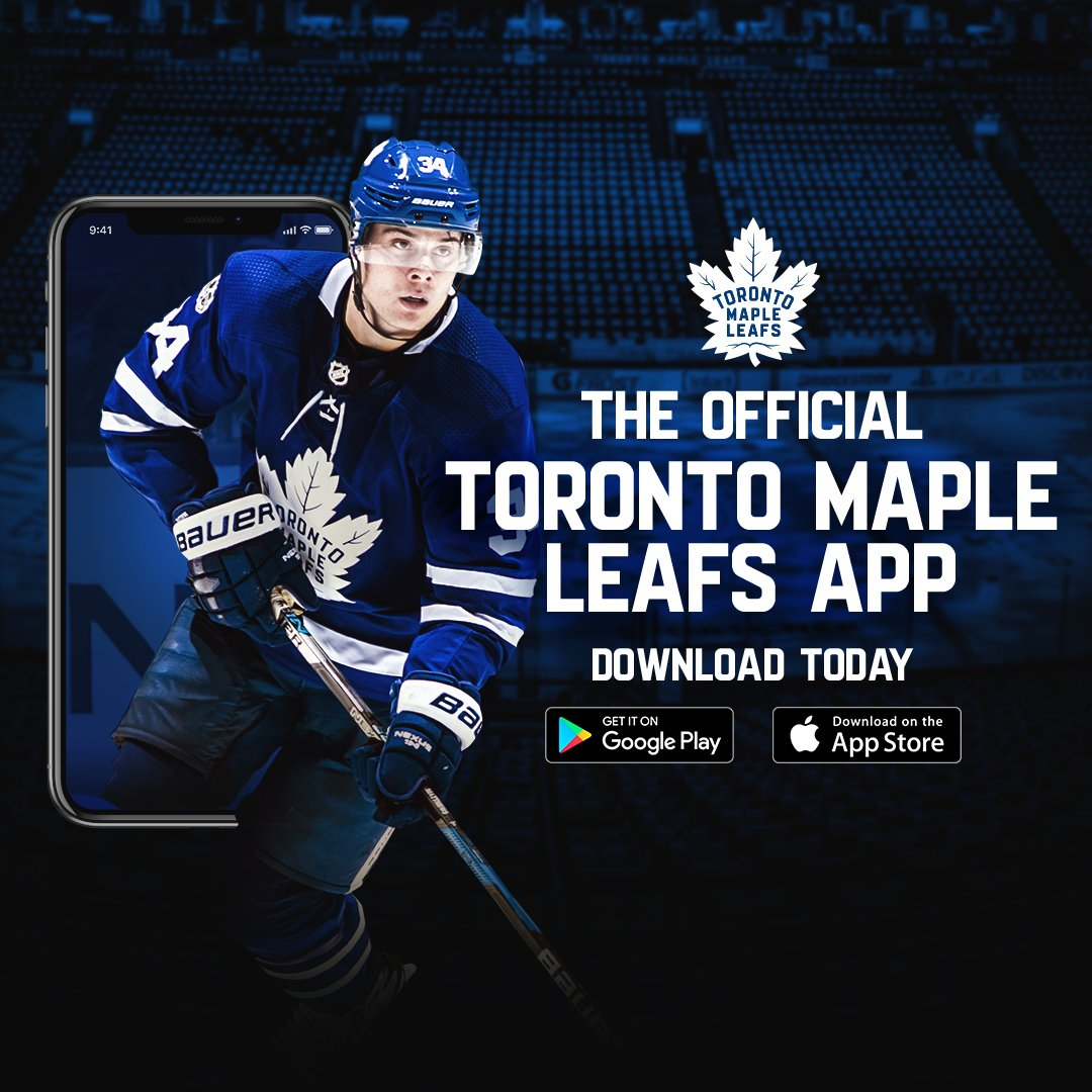 0d87e85cfc4 Real Sports ApparelVerified account.  RealSports. The authentic store of  your Maple Leafs ...