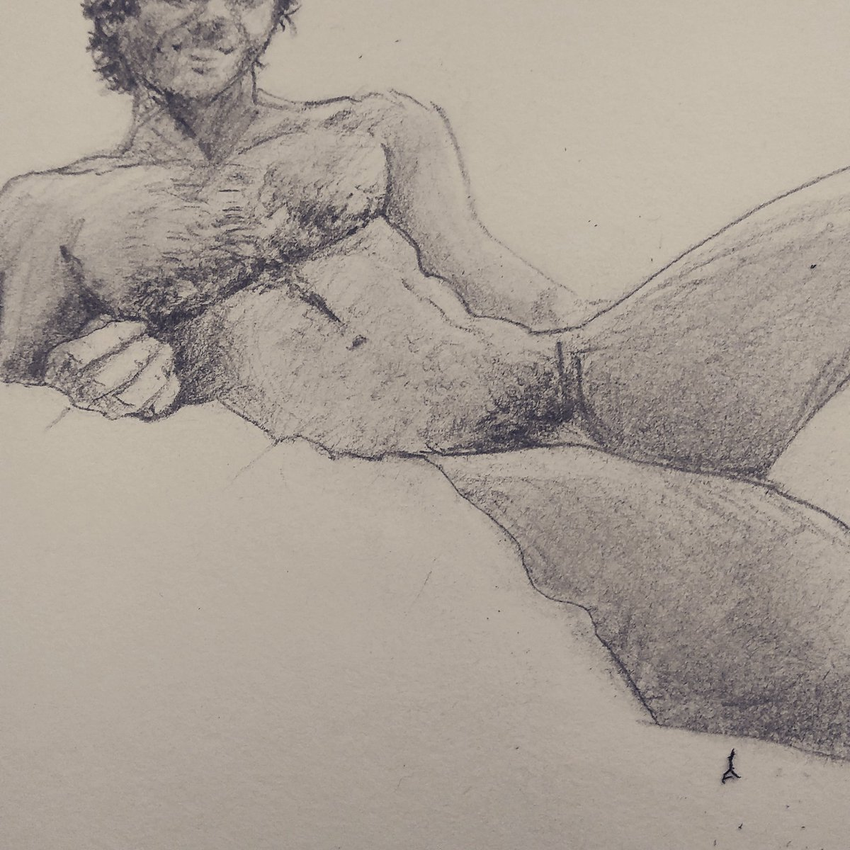 Of love making rose sketches a picture of that hot beefy italian guy no well this sketch reminded me of that scene
