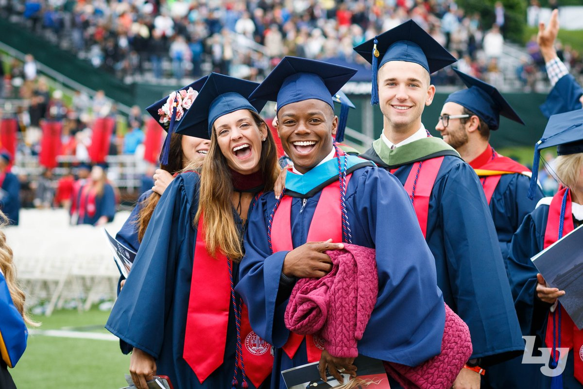"""Liberty University on Twitter: """"Seniors, there are only 30 days until  Commencement! What are you most excited about? #LUGrad… """""""