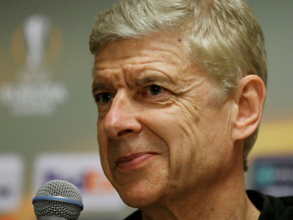 Arsène Wenger não descarta acordo do @Arsenal com meio-campista espanhol: 'Indo muito bem'   ↪ https://t.co/NYP39IeO2M
