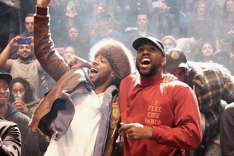 June 1: New @KanyeWest Album  June 8: @KanyeWest x @KidCudi Album  Yeezy season approachin'  https://t.co/0gtM6ComKB https://t.co/IG5f7aDLyC